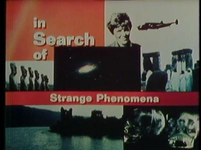 in search of strange